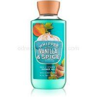 Bath & Body Works Whipped Vanilla & Spice sprchový gél pre ženy 295 ml