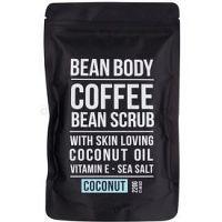 Bean Body Coconut vyhladzujúci telový peeling  220 g