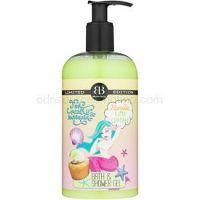 Bettina Barty Vanilla Lime Cupcake sprchový a kúpeľový gél  500 ml