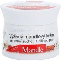 Bione Cosmetics Almonds výživný krém pre veľmi suchú a citlivú pleť  51 ml