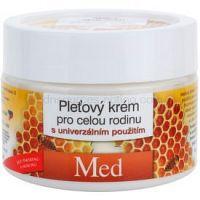 Bione Cosmetics Honey + Q10 pleťový krém pre celú rodinu s medom  260 ml