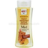 Bione Cosmetics Honey + Q10 regeneračné čistiace tonikum  255 ml