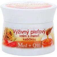 Bione Cosmetics Honey + Q10 výživný krém s materskou kašičkou  51 ml