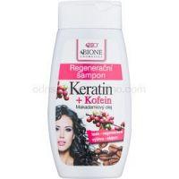 Bione Cosmetics Keratin Kofein regeneračný šampón  260 ml