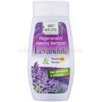 Bione Cosmetics Lavender regeneračný šampón pre všetky typy vlasov  260 ml