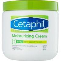 Cetaphil Moisturizers hydratačný krém pre suchú a citlivú pokožku  453 g