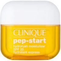 Clinique Pep-Start hydratačný a ochranný krém SPF 20  50 ml