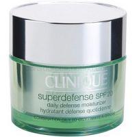 Clinique Superdefense denný hydratačný a ochranný krém pre mastnú a zmiešanú pleť SPF 20  50 ml