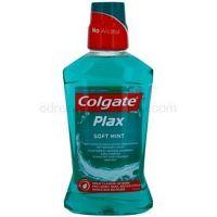 Colgate Plax Soft Mint ústna voda proti zubnému povlaku  500 ml