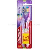 Colgate Zig Zag zubné kefky medium 2 ks