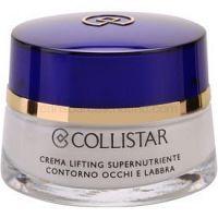 Collistar Special Anti-Age vyživujúci liftingový krém na očné okolie a pery  15 ml