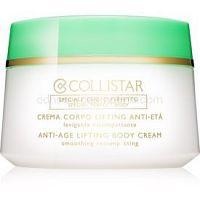 Collistar Special Perfect Body spevňujúci a vyhladzujúci krém proti starnutiu pokožky  400 ml