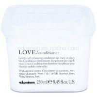 Davines Love Almond kondicionér pre vlnité vlasy  250 ml
