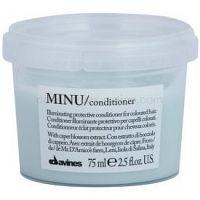 Davines Minu Caper Blossom ochranný kondicionér pre farbené vlasy  75 ml