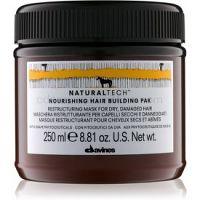 Davines Naturaltech Nourishing maska pre suché a poškodené vlasy  250 ml