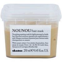 Davines NouNou Tomato vyživujúca maska pre poškodené, chemicky ošetrené vlasy  250 ml