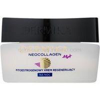 Dermika Neocollagen M+ nočný regeneračný krém s fytoestrogénmi  50 ml