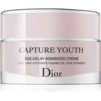 Dior Capture Youth Age-Delay Advanced Creme denný krém proti prvým vráskam  50 ml