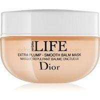 Dior Hydra Life Extra Plump ošetrujúca maska  50 ml