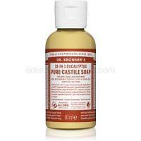 Dr. Bronner's Eucalyptus tekuté univerzálne mydlo  60 ml