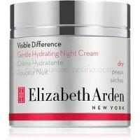 Elizabeth Arden Visible Difference Gentle Hydrating Night Cream nočný hydratačný krém pre suchú pleť  50 ml