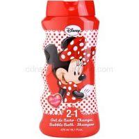 EP Line Disney Minnie Mouse šampón a sprchový gél 2 v 1  475 ml