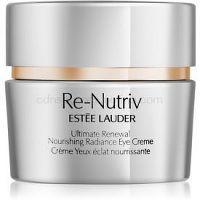 Estée Lauder Re-Nutriv Ultimate Renewal rozjasňujúci očný krém s vyživujúcim účinkom  15 ml