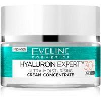 Eveline Cosmetics BioHyaluron 4D denný a nočný krém 30+ SPF 8  50 ml