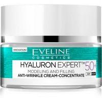 Eveline Cosmetics New Hyaluron vyhladzujúci krém SPF 8  50 ml