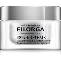 Filorga NCEF Night Mask intenzívna obnovujúca maska pre regeneráciu pleti  50 ml