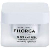 Filorga Sleep & Peel obnovujúci nočný krém pre rozjasnenie a vyhladenie pleti  50 ml