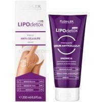 FlosLek Laboratorium Slim Line Lipo Detox intenzívne sérum proti celulitíde  200 ml