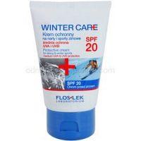 FlosLek Laboratorium Winter Care zimný ochranný krém SPF 20  50 ml