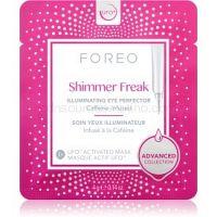 FOREO UFO™ Shimmer Freak rozjasňujúca maska proti opuchom a tmavým kruhom  6 x 4 g