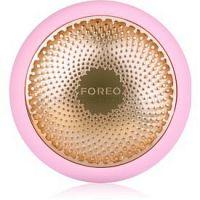 FOREO UFO™ sonický prístroj pre urýchlenie účinku pleťovej masky Pearl Pink
