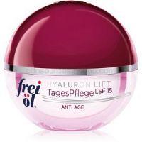 frei öl Anti Age Hyaluron Lift denný spevňujúci a protivráskový krém SPF 15  50 ml