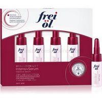 frei öl Anti Age Hyaluron Lift štvortýždňová intenzívna kúra proti starnutiu pleti  4 x 6 ml