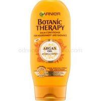 Garnier Botanic Therapy Argan Oil vyživujúci kondicionér pre normálne vlasy bez lesku bez parabénov