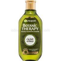 Garnier Botanic Therapy Olive vyživujúci šampón pre suché a poškodené vlasy  400 ml