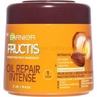 Garnier Fructis Oil Repair Intense multifunkčná maska 3v1  300 ml