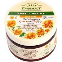 Green Pharmacy Face Care Calendula osviežujúci hydratačný krém pre dehydratovanú suchú pleť  150 ml