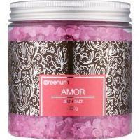 Greenum Amor soľ do kúpeľa  600 g
