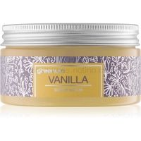 Greenum Sugar Scrub cukrový peeling na telo s vôňou Vanilla 300 g