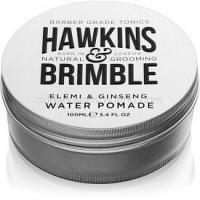 Hawkins & Brimble Natural Grooming Elemi & Ginseng vlasová pomáda na vodnej báze  100 ml