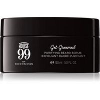 House 99 Get Groomed čistiace mydlo na bradu 3v1  150 ml