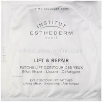 Institut Esthederm Lift & Repair vypínacia očná maska vo forme náplastí (Cellular Care) 10 x 2 ks