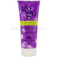 Kallos Gogo regeneračná maska  pre suché a poškodené vlasy  200 ml