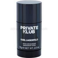 Karl Lagerfeld Private Klub deostick pre mužov 75 g