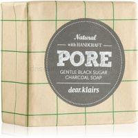 Klairs Gentle Black tuhé mydlo pre mastnú pleť  120 g