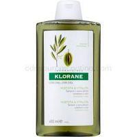 Klorane Olive Extract šampón s esenciálnym výťažkom z olív  400 ml